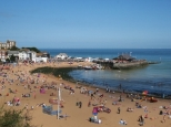 Broadstairs Beach near Canterbury