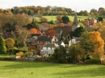 English village in Kent