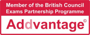 Addvantage partner British Council logo