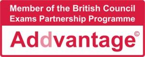 Addvantage partner British Council logo