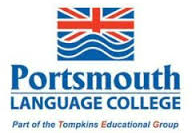 Portsmouth Language College logo
